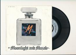 "M "" MONNLIGHT AND MUZAK "" Disque EMI 1979   TRES BON ETAT !! - Rock"