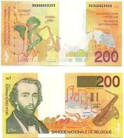 Belgium - 200 Francs 1995 AUNC Lemberg-Zp - België