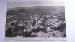 Carte Postale ( S6 ) Ancienne De Pouxeux , Vue Générale - Pouxeux Eloyes