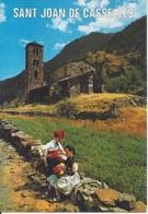 CPM  Valls D'Andorra  Sant Joan De Casselles - Andorra