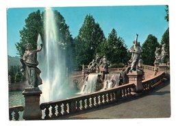 TORINO  -  Parco Del Valentino - Fontana Monumentale - Cartolina  Viaggiata  27.05.1977 - Stadiums & Sporting Infrastructures