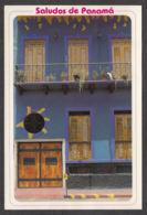 71871/ PANAMA, Casco Viejo, Old Helmet House - Panama