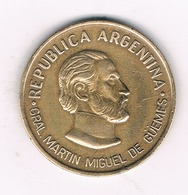 50 CENTAVOS  2000 ARGENTINIE /4243/ - Argentina