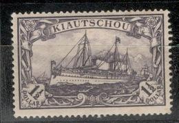 KIAUTSCHOU.CHINE.COLONIE ALLEMANDE.1905.MICHEL N°26A.NEUF.19E20 - Colonie: Kiautchou