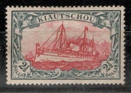 KIAUTSCHOU.CHINE.COLONIE ALLEMANDE.1905.MICHEL N°27A.NEUF.19E21 - Colonie: Kiautchou