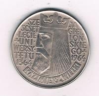 10 ZLOTY 1964  POLEN /4249/ - Pologne