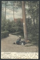 +++ CPA - LINKEBEEK - Entrée De La Vallée Des Artistes - Nels Série 11 N° 359 - Couleur 1903  // - Linkebeek