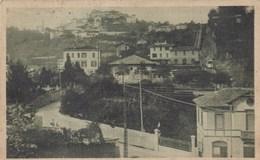 BERGAMO-FRUNICOLARE BORGO CANALE E SAN VIGILIO-CARTOLINA VIAGGIATA IL 23-12-1919 - Bergamo