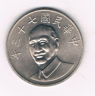 10 YUAN ? TAIWAN /4254// - Taiwan