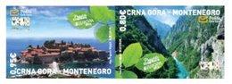 MONTENEGRO EUROPA CEPT 2012 Serie/set Neuve/mint/ungestemp. - Europa-CEPT