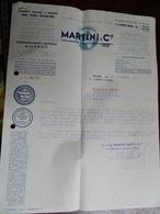 12.2) FRANCIA NICE DITTA TRASPORTI MARTINI & C 1951 - Trasporti