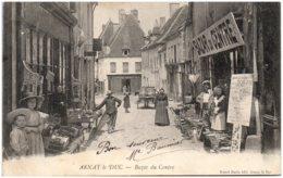 21 ARNAY-le-DUC - Bazar Du Centre - Arnay Le Duc
