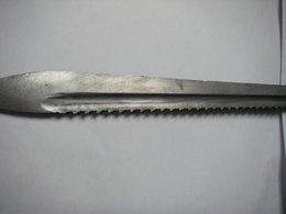 Baïonnette Allemande Dents De Scie - Knives/Swords