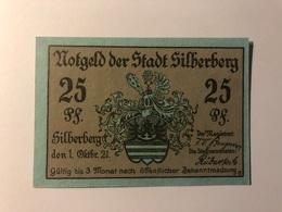 Allemagne Notgeld Silbergerg 25 Pfennig - Collections