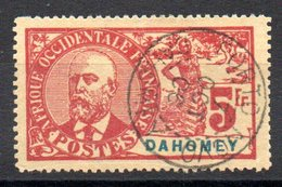 DAHOMEY - YT  N° 32 - Cote: 115,00 € - Dahome (1899-1944)