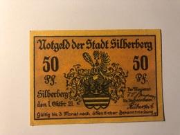 Allemagne Notgeld Silbergerg 50 Pfennig - Collections