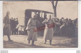 Au Plus Rapide Carte Photo Guerre 1914-1918 Maréchal Paul Von Hindenburg - 1914-18