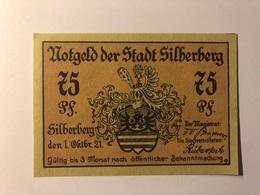 Allemagne Notgeld Silbergerg 75 Pfennig - Collections