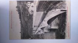 Carte Postale ( S6 ) Ancienne De Pouxeux , Pont Sur La Moselle - Pouxeux Eloyes