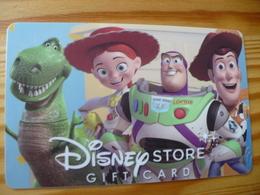 Disneystore Gift Card United Kingdom - Cartes Cadeaux