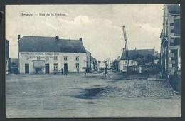 +++ CPA - RANCE - Rue De La Station  // - Sivry-Rance