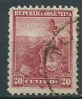 Timbre Argentine 1899-1903 Yvt 122 - Gebruikt
