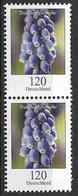 2019 Allem. Fed. Deutschland Germany  Mi.3447R   Nr. 45 Blumen: Traubenhyazinthe (Muscari Sp.) - [7] Repubblica Federale