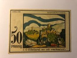 Allemagne Notgeld Speicher 50 Pfennig - Collections