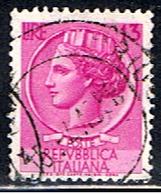 ITALIE 544 // YVERT 650A // 1953-54 - 1946-.. République