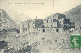CORSE -- ASCO (Lubertacce) - NIOLO -  HOTEL DES  TOURISTES - Coll. F. Trojani - France