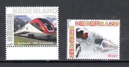 Trein, Train, Locomotive, Eisenbahn Nederland  Bombardier SBB Zwitserland + NS Slt - Treinen