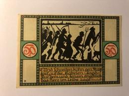 Allemagne Notgeld Zorbig 50 Pfennig - Collections