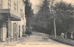 YBOIS  -  Environs Issoire  -  Le Chateau Et Le Parc Animée - Other Municipalities