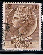 ITALIE 552 // YVERT 684 // 1954 - 1946-.. République