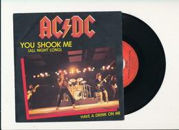 "AC/DC "" YOU SHOOK ME"" Disque ATLANTIC 1980    TRES BON ETAT !! - Rock"