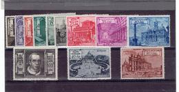 VATICAN - XX - 1949 - N°140-149 EXPRESS N°11-12 - Vatican