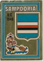 SCUDETTO SAMPDORIA PANINI 1973/74 N° 29 Con Velina - Edizione Italiana