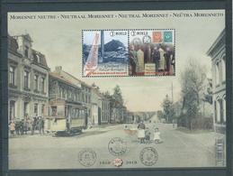 Belgique Bloc 272 MNH** 2019 Moresnet - Blocs 1962-....