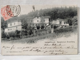 Langenbruck. Sanatorium Erzenberg - BL Bâle-Campagne
