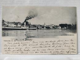 Versoix. 1899 - GE Genève