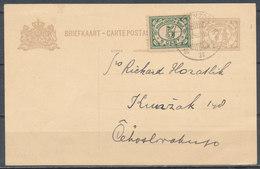 NEDERLANDSCH-INDIE - Briefkaart 1928 - Indes Néerlandaises