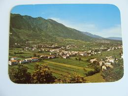 SEMONZO DEL GRAPPA   TREVISO -  VIAGGIATA  COME DA FOTO ANGOLI TONDI - Treviso