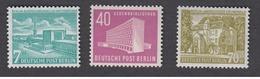 Berlin 1954 - Mi.-Nr. 121-123 Postfrisch MNH** - Ungebraucht