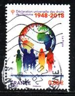 Déclaration Universelle Des Droits De L'homme  - 2018 - France
