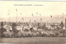 26 SAINT DIDIER DE CHARPEY - France