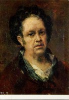 CPM - Musée Du Prado - Autoportrait De Goya - Museum