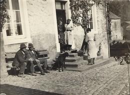 """Gosseldange  -  Eng Kleng Rascht Beim Bauer  """" A Fesch """"  Dim. 180x120mm - Stereoscopic"""