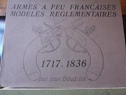 Cahiers 1, 2,3,4,6,7,8,9,10   Jean Boudriot - Sammlerwaffen