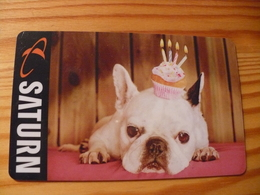 Saturn Gift Card Germany - Dog - Gift Cards