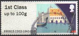 GREAT BRITAIN 2015 Post & Go: Sea Travel. Venice - Post & Go Stamps